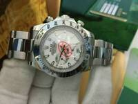 Rolex Daytona Cosmograph White Dial Stainless Steel