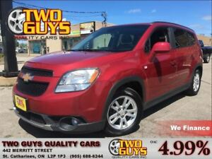 2012 Chevrolet Orlando 1LT SUN ROOF ALLOYS