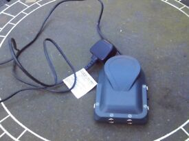 Wickes battery charger - HG34 - no. 9933004 - 230V