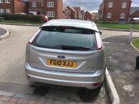 Ford Focus 16 zetec petrol, good condition, full service history, mot till June 18