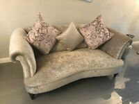 Parker Knoll Isabella 2and a half seater sofa.
