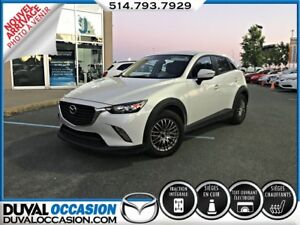 2016 Mazda CX-3 GS Luxe  CUIR + TOIT OUVRANT