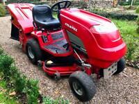 Countax C300H Ride on Mower - Powered grass collector - only 92 hours - Kubota/John deere / Honda