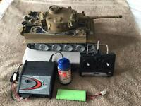 Radio Controlled Tank
