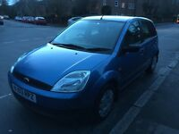 Semi-Auto Ford Fiesta 1.4 (03 plate) - Only 1 Lady from New - Only 34,000 Genuine Miles****