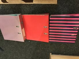 Used Files & Unused Foolscap paper for sale! Only £1 each.