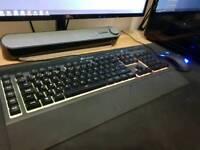 Corsair Gaming RGB K55 Keyboard and Sabre Mouse £85