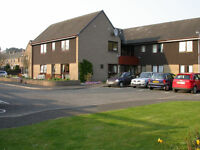 Affordable, modern retirement flat in a pretty village within a short drive of Edinburgh