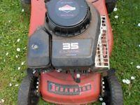 Lawn Mowers Champion 35 Classic 14 inch Petrol Lawn Mower G.W.O