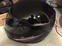 Hps Runner helmet - as new - negotiable price