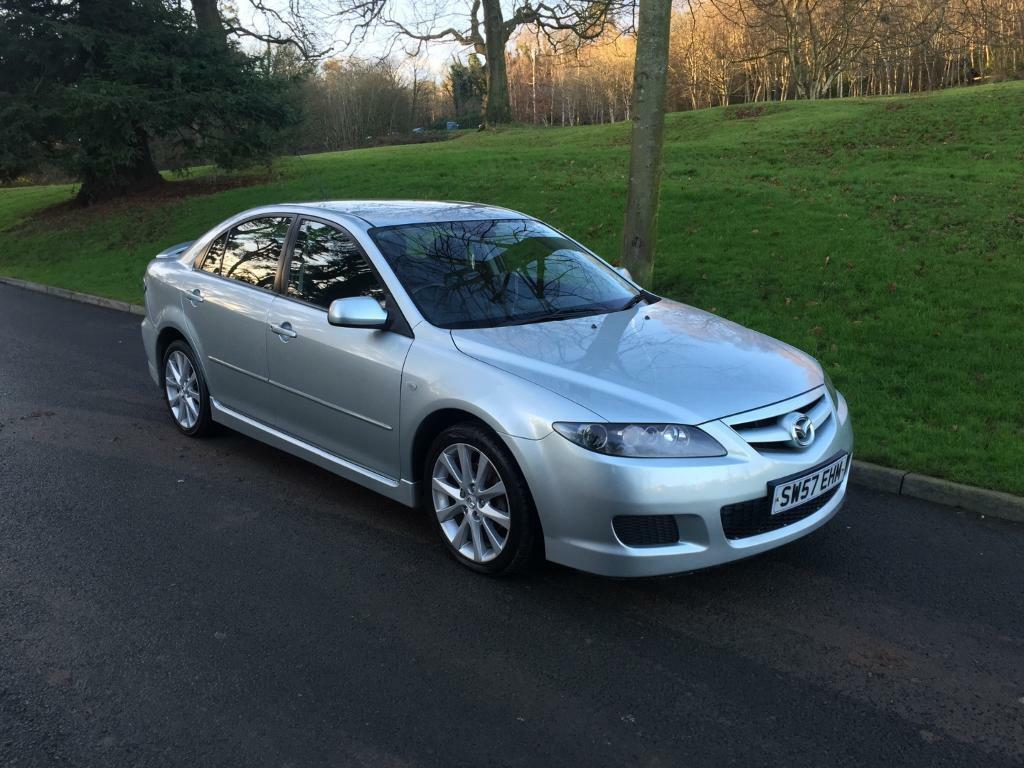 2007 mazda 6 tamura for sale finance available comes with 12 months warranty in belfast. Black Bedroom Furniture Sets. Home Design Ideas