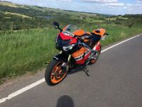 Repsol Honda fireblade 2011. 10800 miles mint condition original unmolested bike
