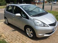 6 Mths Free Warranty, Honda Jazz 1.4 i-VTEC ES, Manual,Silver,FSH (Also hv Corsa,Fiat,Fiesta,Mini)