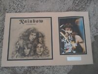 Rainbow/cozy Powell album cover.