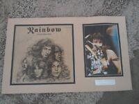 Rainbow/cozy Powell album cover.