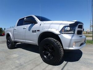 2014 Ram 1500 SPORT! JACKED! LIFTED! CERTIFIED!
