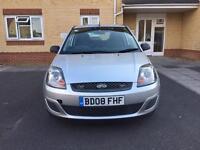 2008 Ford fiesta 1.4 Diesel, 1 Yr MOT, Mileage 68000, £30 Tax a Yr, Two keys •£1450•