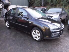 2007 Ford Focus 1.8 TDCI *** damaged repairable ***