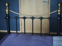 Victorian Style Bed Head