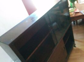 Maghony Cabinet for sale, collection only from Crouch End area