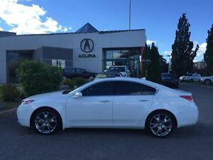 2012 Acura TL ELITE AWD NAVI ACURA CERTIFIED FULL 7 YEARS 130K