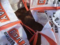 Sharp sand in Jumbo bag not full free