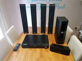 PANASONIC DVD SURROUND SOUND SYSTEM 135W POWER