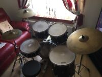 Yamaha Rydeen Drum Kit For Sale