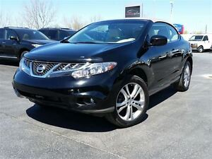 2011 Nissan Murano CROSS CABRIOLET-AWD-LUXURY CONVERTIBLE