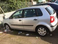 Vw polo 1.9 hdi for parts
