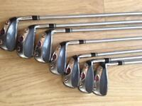 F.A.S.T. Ladies full size golf irons