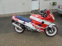 1991 HONDA CBR1000F CLASSIC SUPERSPORT