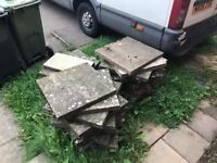 15 thick commercial Used slabs