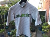 Billabong 'Parko' rash vest, size is M (Medium) - Limited Edition, ultra rare, Brand new with tags