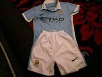 Football kit Man city kit