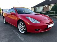 Toyota Celica T-Sport 190hp - FSH - very good condition