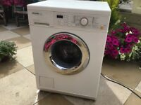 7kg Miele Honeycombe Washing Machine In Excellent Condition Can Deliver/Install.