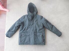 Great Quality Boys Winter Coat. 13-14 Years. As New