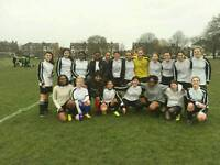 URGENTLY NEED CORE Ladies Football Soccer Players - London Womens Team - in Clapham
