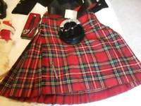Kilt Outfit