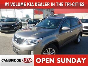 2014 Kia Sorento LX PREMIUM / LEATHER / 84KM