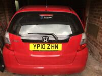 LOOK ONLY 16K MILES . 2010 HONDA JAZZ 1.4 L-V TEC F.S.H. 1 PREVIOUS OWNER.