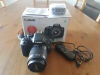 Canon EOS 750D 24.2MP Digital SLR Camera - with 18-55mm Lens