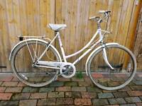 Raleigh caprice classic ladies bike