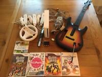 Nintendo Wii with Amazing Extras!!!!