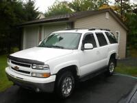 2005 Chevrolet Tahoe Z71 Off Road SUV, Crossover