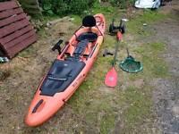 Kayak Thresher 140