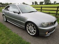 2004 BMW 330 CI COUPE ### M SPORT ### FULL SERVICE HISTORY ### AUTOMATIC ###