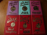 Job Lot of Girls Books 'How to be the best at everything'