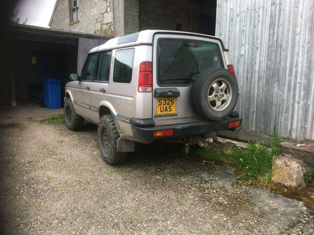 SOLD Land Rover Discovery TD5 SOLD